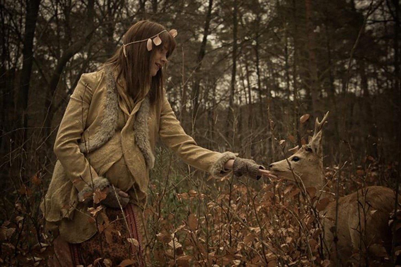 Histoires d'Enfant - Cabane de lecture - La forêt