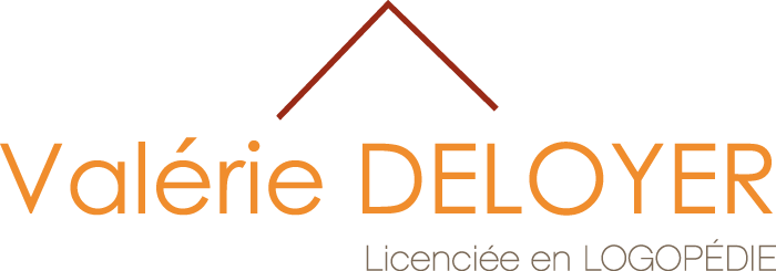 Logo de Valérie Deloyer, logopède