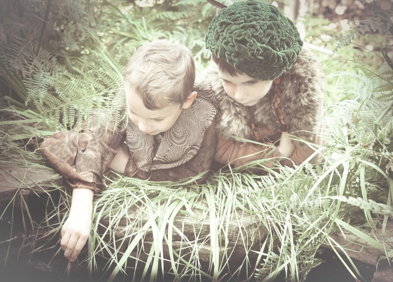 Histoires d'Enfant - Cabane de lecture - La clairière aux elfes